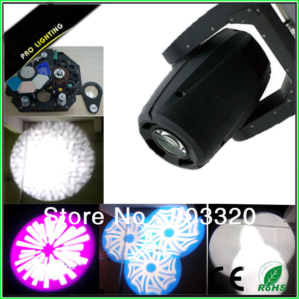 17R 350W Spot&Beam&Wash 3in1 Moving Head With CMY Color Mixing System 3 facet Prism Focus Zoom Stage Light DJ Lighting