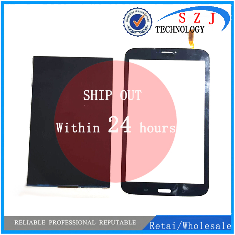New 8 Screen Parts For Samsung Galaxy Tab 3 8.0 T311 SM-T311 LCD Display Matrix Touch Screen Digitizer Sensor Free Shipping lcd display touch screen digitizer assembly replacements for samsung galaxy tab e t560 sm t560nu 9 6 free shipping