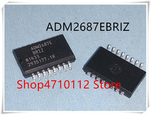 NEW 10PCS/LOT ADM2687EBRIZ ADM2687EBRI ADM2687E ADM2687 SOP-16 IC
