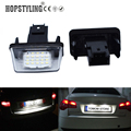 For Peugeot 207 206 406 407 306 307 308 5008 B9 M59 M49 partner led rear light for car license plate accessory Free Error