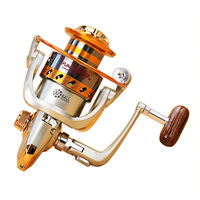 EF500 7000 Series Aluminum Spool Superior Ratio 5 5 1 12BB Carretilha Para Pesca Baitcasting Fishing