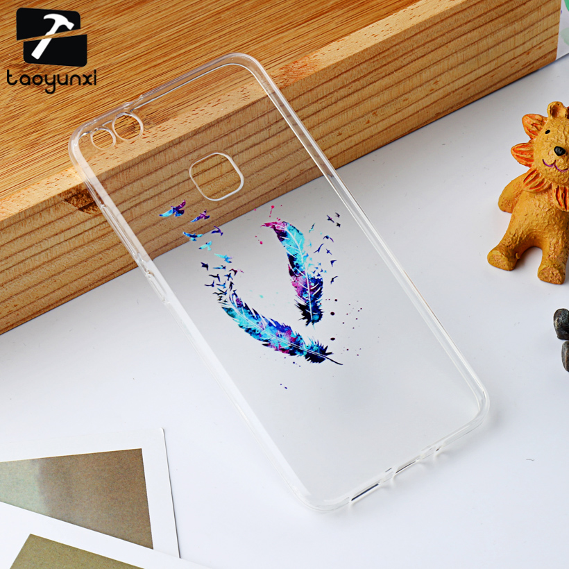 TAOYUNXI Mobile Phone Cases For Huawei P10 Lite Cover LX1/LX1A LX2 LX3 L03T WAS-LX1/LX1A ...