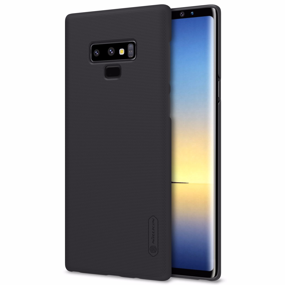 Case For Samsung Galaxy Note 9 Cover For Samsung Galaxy Note 8 NILLKIN Super Frosted Shield matte PC hard back cover caseCase For Samsung Galaxy Note 9 Cover For Samsung Galaxy Note 8 NILLKIN Super Frosted Shield matte PC hard back cover case