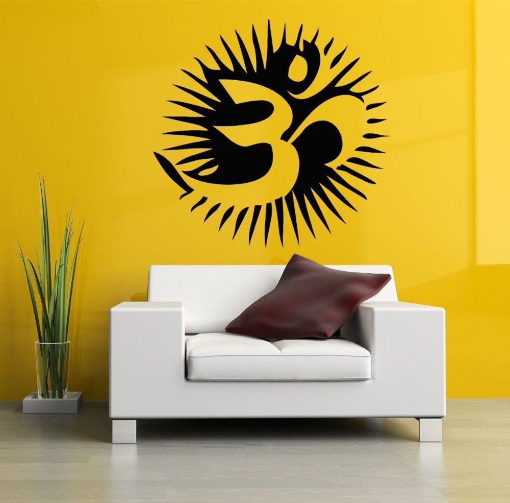 Generous Om Symbol Wall Decor Photos - The Wall Art Decorations ...