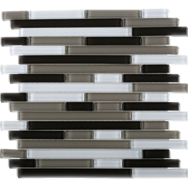 cheap price 2015 hot selling new model tiles glass mosaic for home decoration
