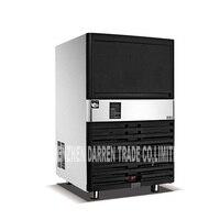 HS 40 коммерческий льдогенератор 20 кг Емкость для хранения льда, 40 кг/24 ч ледяной чай магазин бар машина для льда 320 Вт 220 В