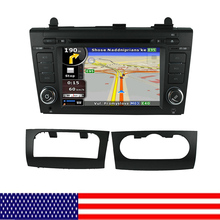 2 Din android 1024*600 Car DVD GPS Radio BT Ipod For Nissan Altima 2009-2011