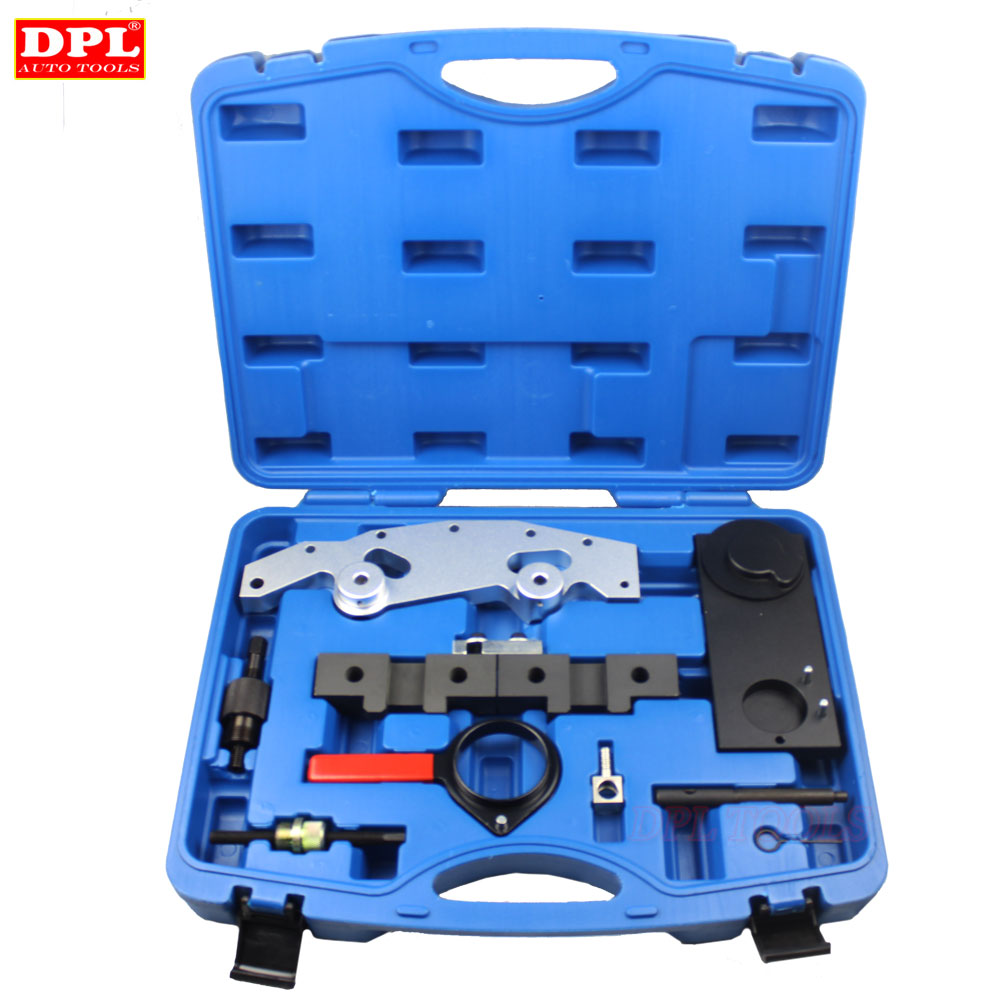 Double Vanos Car Gargue Tools For BMW M52 M52TU M54 M56 Engines Camshaft Alignment Timing Locking