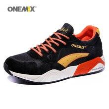 Hot onemix Classic Running Shoes for Men Breathable Walking Outdoor Sneaker men
