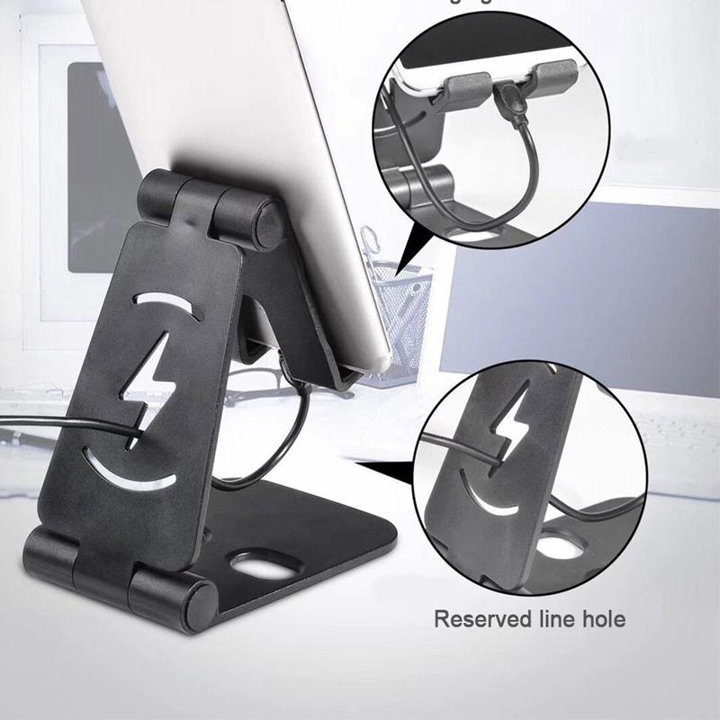 Mobile Phone Stand Holder Desktop Stand Foldable Phone Stand For Small Large Phones