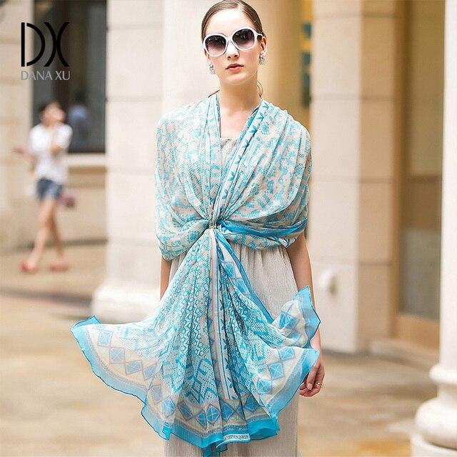 100% Silk Scarf Women Face Shield Large Silk Shawl Pashmina Beach Blanket Scarf Luxury Brand India Muslim Hijab Foulard Wrap