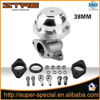 FACTORY SALE EXTERNAL 38MM 14PSI TURBO WASTEGATE WG BYPASS EXHAUST without any logo