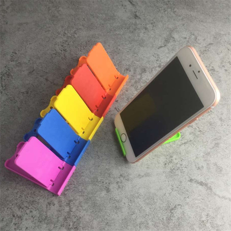 Multi-function Adjustable Mobile Phone Holder Stands Support For Apple IPhone 4 5 6 6S 7 8 PLUS MP4 Mini Table Store Gift