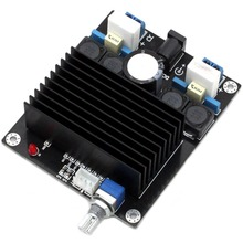 TDA7498 100W+100W Class D High Power Amplifier Board Computer YJ00255