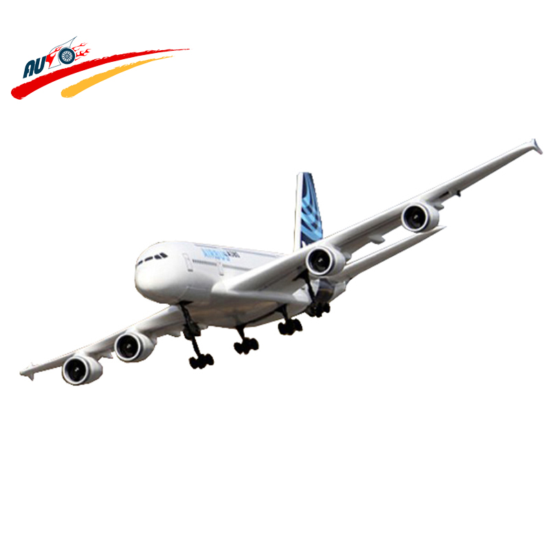 RC AirPlane Airbus A380 4CH 55cm EDF 2.4G Radio Control Plane EPO Brushless Motor Professional Aircraft Model Toy cessna 182 1410mm epo foam rtf airplane radio control aircraft