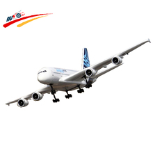 RC AirPlane Airbus A380 4CH 55cm EDF 2 4G Radio Control Plane EPO Brushless Motor Professional
