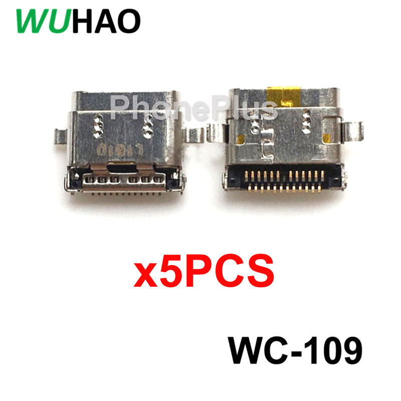 5-50pcs USB Charging Port Dock Jack Plug Connector Repair Part For Huawei Nexus 6P