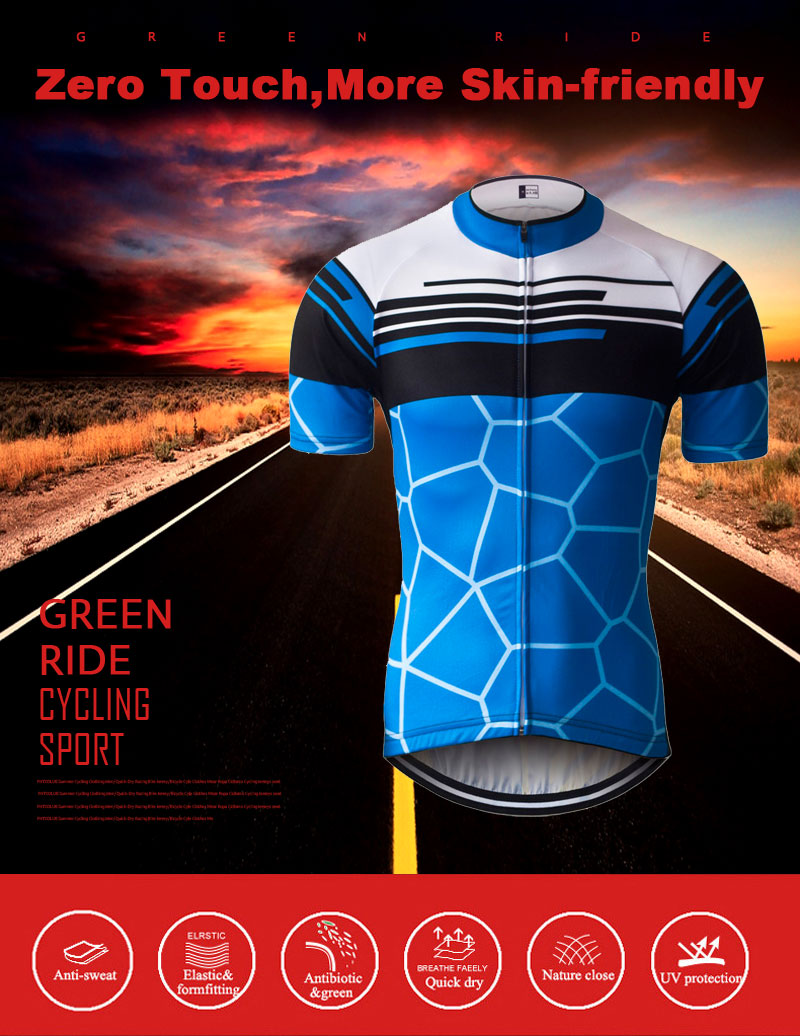 2 2017 Cycling clothing