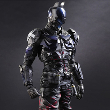 2016 New Arkham Knight painted figure Play Arts PVC Action Figure Collectible Model Doll Toy PA0006