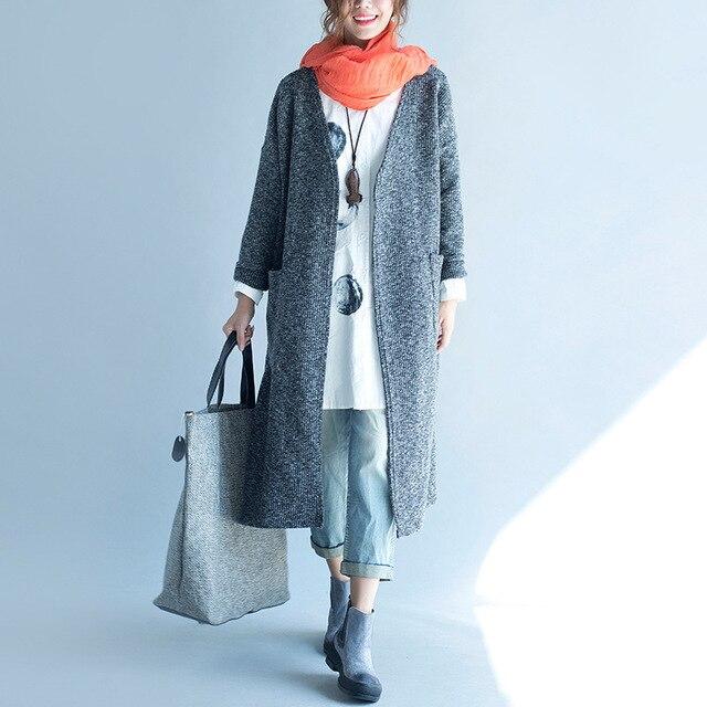 Осень Зима Новый Женский Основные Пальто Большой Размер Классический Тренч пальто для Женщин Женщины Распущенной Шерсти Женщин Пальто Женщин Casaco Feminino