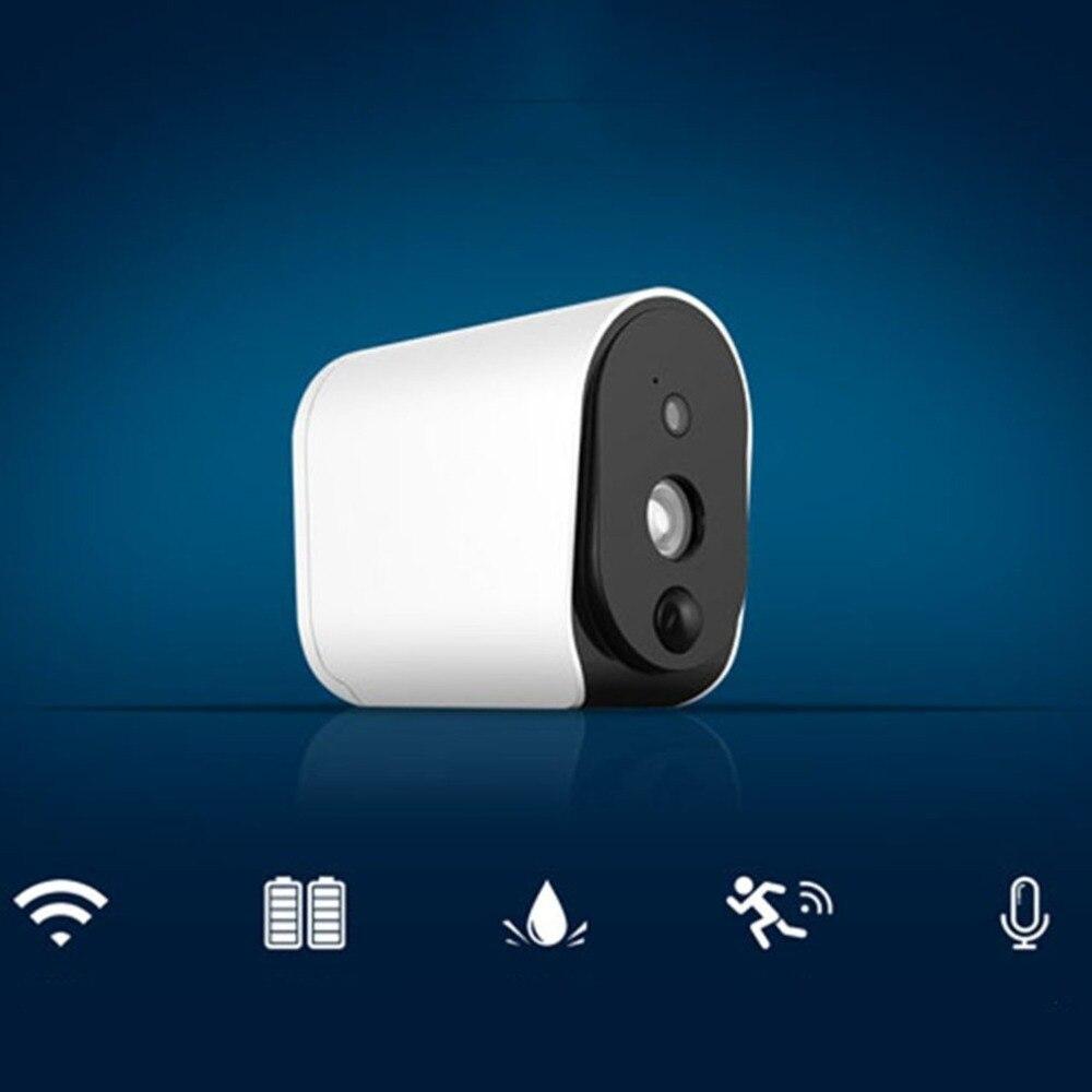 A1 Faible consommation électricité Réseau Domestique Wifi Caméra IP WIFI PIR Intérieur Extérieur CCTV HD Mini enregistreur caméra