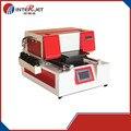2016 Automatic  UV Flatbed Printer & A4 UV plastic printing machine