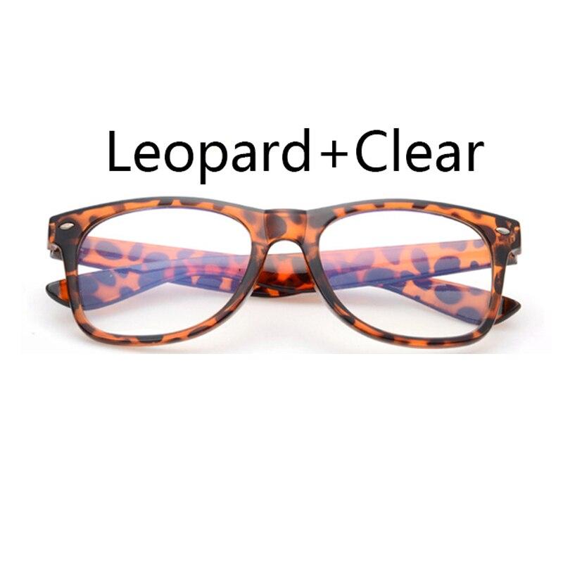 Klassische Luftfahrt Brillen Männer Klare Gläser Frauen Marke Runde ...