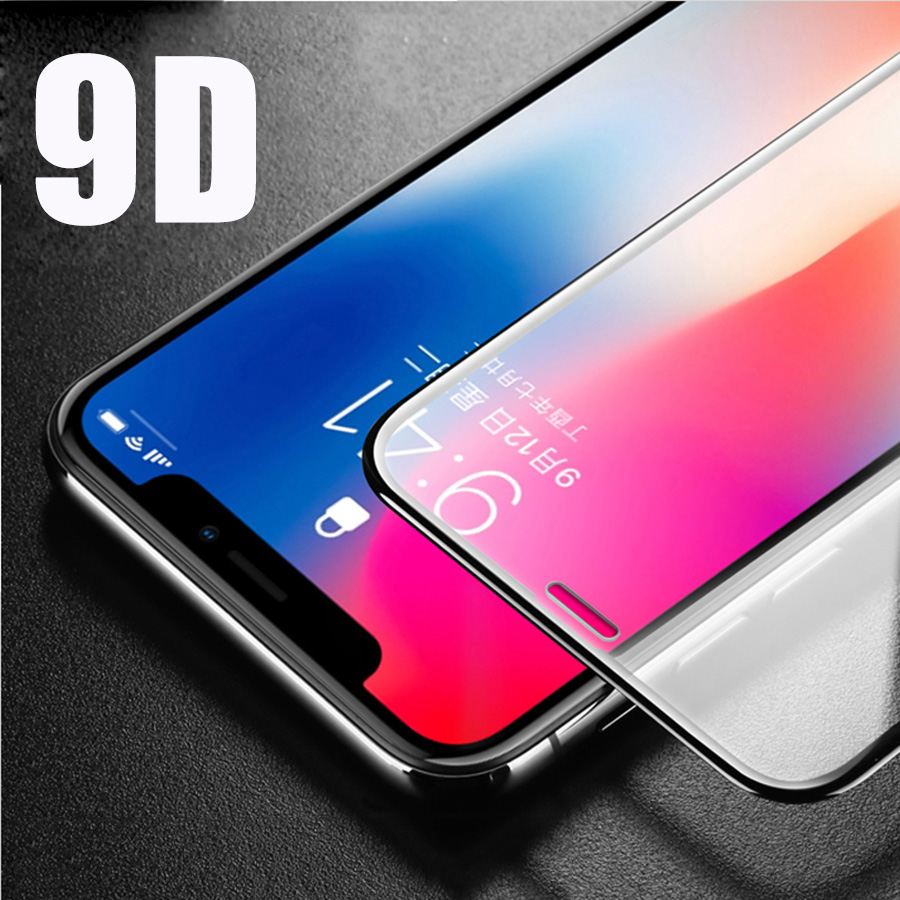 5d Protective Glass on For iPhone 6 7 X Screen Protector For iPhone 6 6S 7 8 Plus 10 7plus 8Plus Safety Gorilla Glass Pelicula 5d Protective Glass on For iPhone 6 7 X Screen Protector For iPhone 6 6S 7 8 Plus 10 7plus 8Plus Safety Gorilla Glass Pelicula