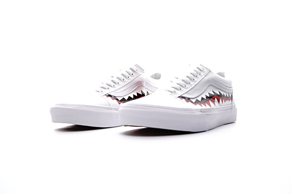 6334e3abb0afe1 See more. Similar products. See more · Original Men s   Women s Classic  Vans X Bape Sharktooth Custom Bape Skateboarding Shoes Sneakers Canvas  Outdoor ...