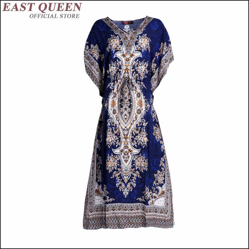 80512d9ef8 ... women Boho chic mexican hippie ethnic style dress clothing bohemian  holiday beach fashion female sexy dresses