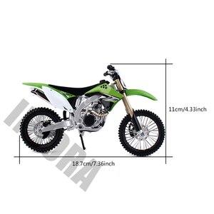 Image 3 - Mini decoración de motocicleta para coche de control remoto, para 1/10, Rock Crawler Traxxas TRX 4 TRX4 Axial SCX10 90046 D90 D110 TF2