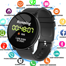 2019 New Smart Watch Men Women Bluetooth Touch Screen Waterproof Sports Smartwatch Support SIM Card Reloj inteligente +Box PK Q8