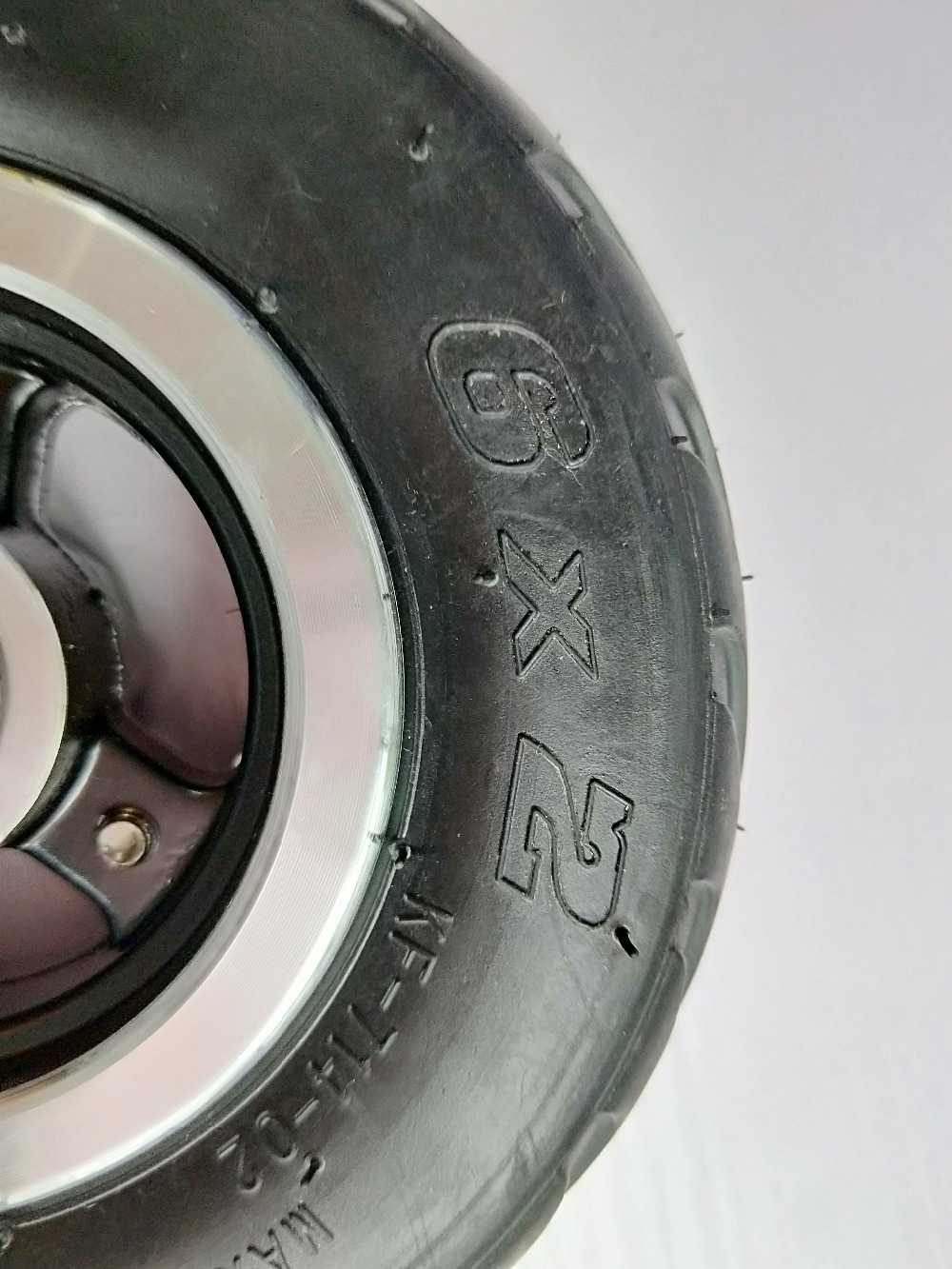 inflation tire wheel   tire alloy hub mm pneumatic tyre electric scooter