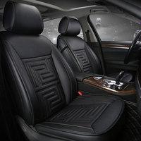 Сиденья мест кожаные чехлы для Альфа Ромео 147 156 159 166 Giulia Giulietta Mito stelvio, MG 6 MG3 2017 2016 2015 2014