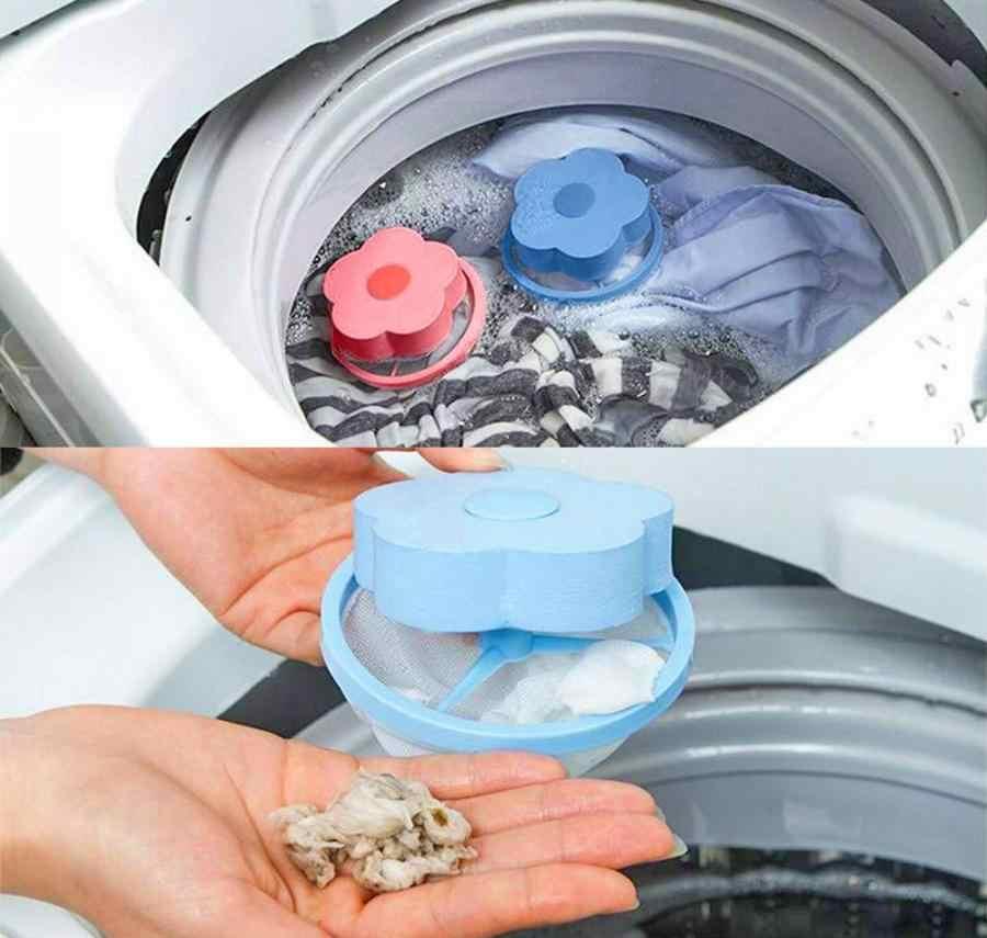 Floating Pet Fur Catcher Laundry Lint Hair Catcher for Washing Machine  Magic Pet Hair Catching Washing Machine| | - AliExpress