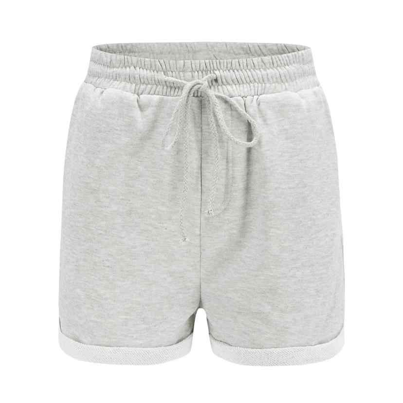Women short Pant Women's Casual Loose Shorts Beach Girl High Waist Short  Trousers july30|Shorts| - AliExpress