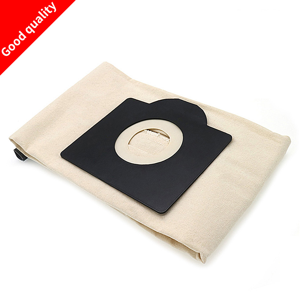 1 pcs Washable filter Bags for Karcher WD3 Rremium WD3200 SE4001 WD3300 wd2 premium SE 4000