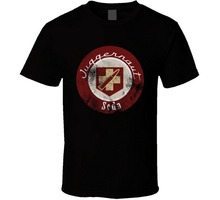 2017 New Summer T-shirts Juggernaut Soda Zombies Video Game T Shirt men shirt popular Anime