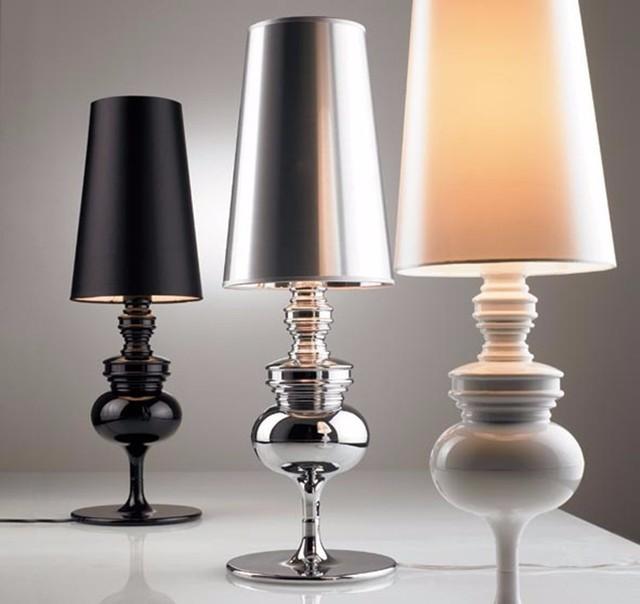 clsico europeo breve dormitorios moda luz lmparas mesita de noche e27 lmpara de escritorio de lectura - Lamparas Mesita Noche