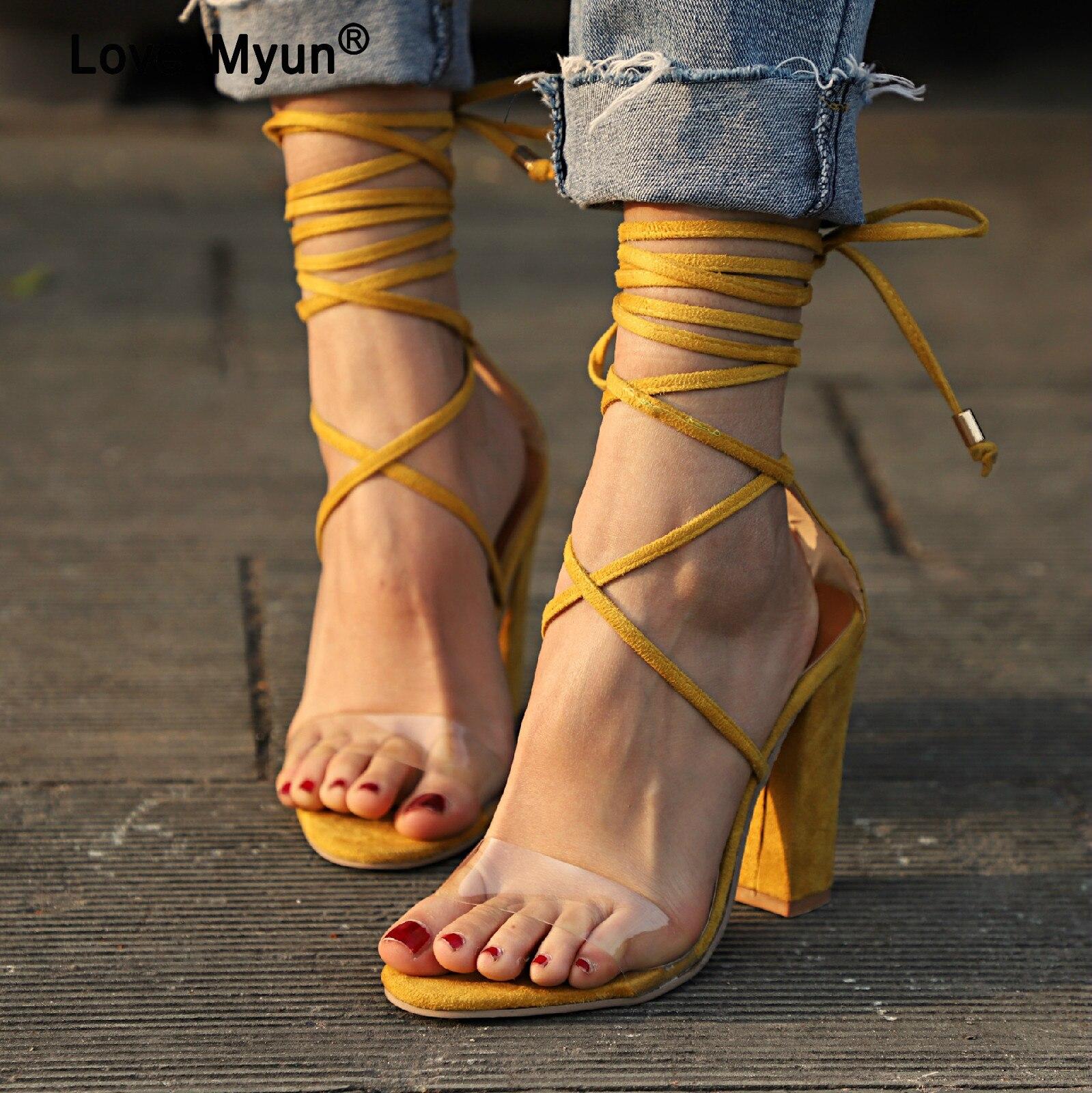 Étanche Mariage 2018 Pompes D'été Casual De Feminina bleu noir Haute Femmes Transparent Talons Beige or Chaussures Sandales Pvc Sandalia 7zFxxw5qd