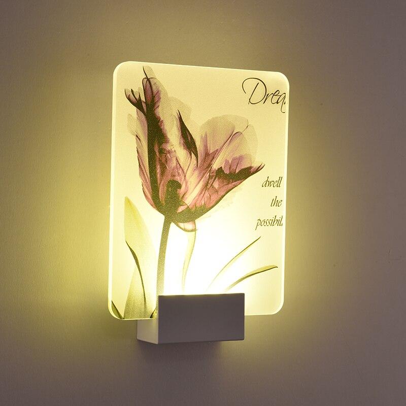 Loft Luzes de Parede Para Casa Apliques Murales Luminarias Levou Lâmpada de Parede De Iluminação Interior Luminárias Arandela Levou Interior