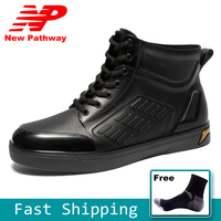 100% Waterproof Men's Rainboots PVC Material and Soft Soles Fashion Outdoor Work Shoes Size 39 44 RB01