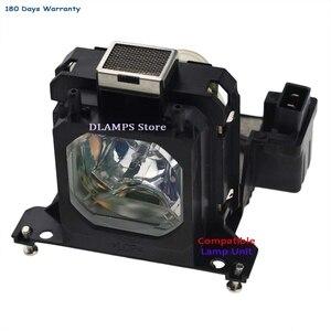 Image 1 - Alta Qualidade lâmpada de Substituição com habitação para Sanyo PLV Z2000 POA LMP114 PLV Z700 PLV Z3000 PLV Z4000 PLV Z800 projetores