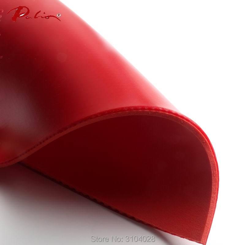 Palio resmi 40 + merah tenis meja karet Ak47 spons merah untuk - Olahraga raket - Foto 6