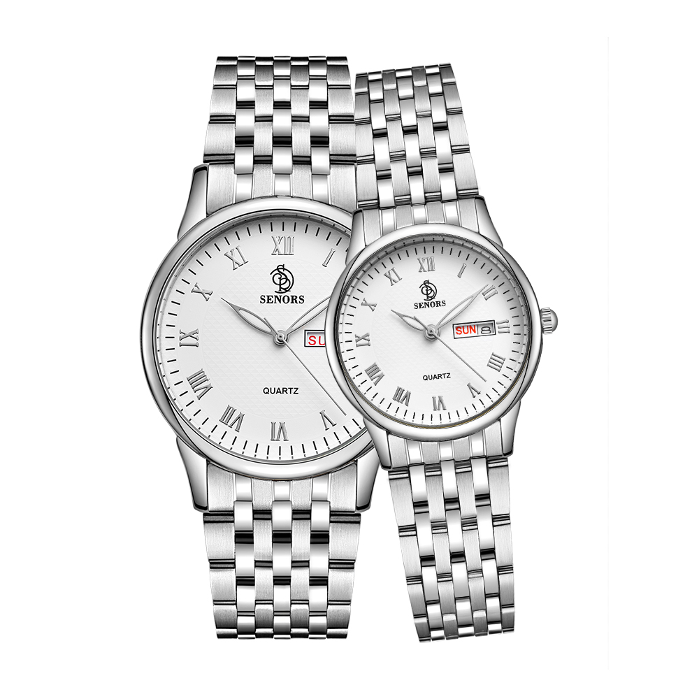 Senors <font><b>Couples</b></font> <font><b>Watch</b></font> Quartz <font><b>Watch</b></font> <font><b>Mens</b></font> <font><b>Ladies</b></font> Fashion Clock <font><b>Men's</b></font> <font><b>Watches</b></font> Women's <font><b>Watches</b></font> Gifts For Lover image