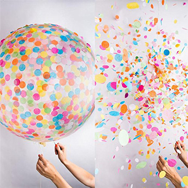 Image result for confetti balloons