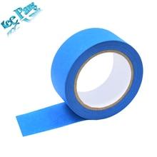 Azul Pintores Cinta Térmica 48 MM X 30 M 3D Impresoras Partes Parte Para MakerBot Resistente de Alta Temperatura Adhesivo Poliimida calienta Cama