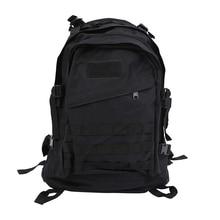 Outdoor 40L 600D vízálló Oxford szövet hátizsák taktikai hátizsák táska ACU álcázás sport Utazás túra táska