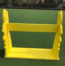 Детский сад детские игрушки мягкие Стиль препятствия регулируемая высота Спорт на открытом воздухе монтаж оборудования препятствие детский день