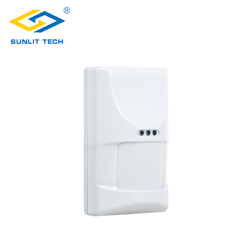 433MHz Pet Immune PIR Detector Infrared Motion Sensor Alarm Sensor for WIFI/GSM PSTN Home Burglar Anti-thief Alarm Systems 2pcs lot 433mhz wireless intelligent alarm motion detector pir motion sensor for golden security gsm pstn wifi alarm system